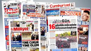 Başkan Ekrem İmamoğlu'nu hangi gazete nasıl gördü?