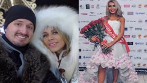 Karısı güzellik yarışmasına katılmıştı! Din adamına olay ceza
