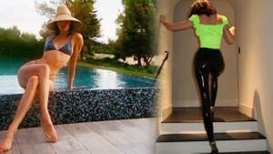 Kendall Jenner: Keşke ablalarım kadar dolgun olsam