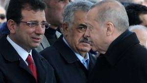 Erdoğan İmamoğlu'na hayırlı olsun dedi mi?