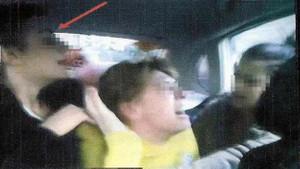 4 üniversiteli kız, arkadaşlarını taksiye bindirip dehşeti yaşattı