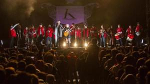 Bando EsEs ve Kadebostany aynı sahnede