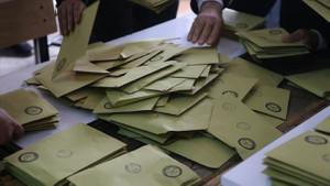 4 ilçede oy sayımı bitti: Sonuçlar ne oldu?