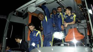 Fenerbahçe otobüsüne saldırıda flaş gelişme