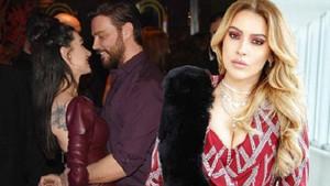 Hadise'yi kıskanan Burcu Kıratlı ile Sinan Akçıl boşanıyor iddiası