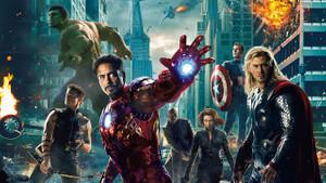 Süper kahramanların kamera arkası halleri!