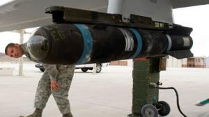 WSJ, ABD'nin gizli bombasını yazdı: Patlamadan öldürüyor