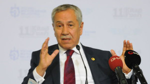 Bülent Arınç: İmamoğlu sempatik tavırlar sergiliyor