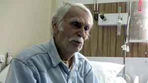 Hastaneye kaldırılan Eşref Kolçak'ın son durumu nasıl?