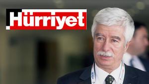Faruk Bildirici'den Hürriyet anısı: Osman Müftüoğlu reklamda oynayınca ton balığı faydalı hale geldi