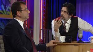 İmamoğlu, Bayülgen'in proje misiniz sorunu yanıtladı: Atatürk cumhuriyetinin bir projesiyim