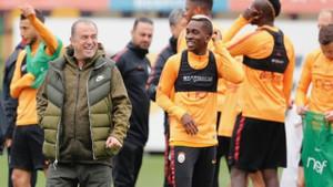 Terim'den Başakşehir maçı öncesi motivasyon konuşması