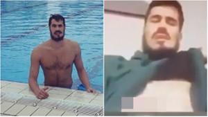 Nikola Kalinic kimdir? Mastürbasyon videosu sosyal medyada yayıldı