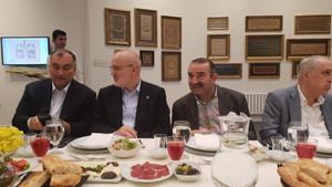 Murat Ülker'den STK başkanlarına iftar daveti