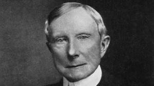 Tüm zamanların en zengin insanı: John Davidson Rockefeller