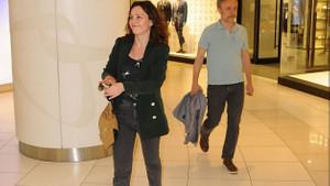 Tülin Özen ile Tansu Biçer'den ilk fotoğraf