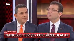 İmamoğlu'ndan Erdoğan'a flaş yanıt: Siyasiler haddini bilecek