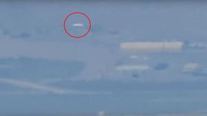 ABD'de gizemli 51. Bölgede UFO görüldü iddiası!