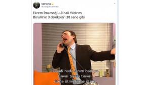 Yıldırım İmamoğlu düellosuna sosyal medyada yapılan yorumlar
