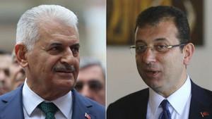 23 Haziran 2019 İstanbul seçim sonuçları: İmamoğlu yüzde 54,21 oy aldı