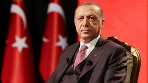 Erdoğan: Biz bu millete aşığız!