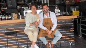 Armağan Portakal'ın yeni lezzeti: Blend 16.01 Bodrum Coffee Festivalinde