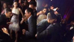 Acun Ilıcalı'nın Mesut Özil'in düğünündeki dansı olay oldu