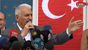Eski MHP'li Vekilden pekeke tepkisi: Binali Bey evdeki bulgurdan da olacak!