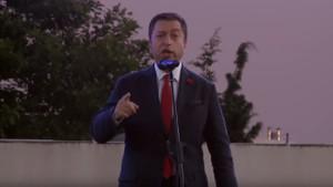 Serdar Kuzuloğlu'nun İTÜ mezuniyet töreni konuşması