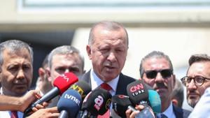 Erdoğan AK Partili vekillere seslendi: Ben yalnız değilim, biz hep beraberiz