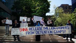 22 ülke Çin'in Uygur politikasını kınadı, Türkiye imzalamadı