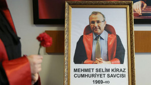 Savcı Mehmet Selim Kiraz davasında 2 sanığa ağırlaştırılmış müebbet