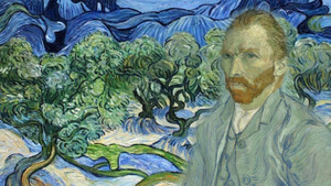 Van Gogh eserinde 128 yıllık çekirge bulundu