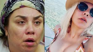 Yeşim Ceren Bozoğlu cesur pozlarıyla instagramı sallıyor