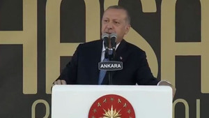 Erdoğan: Buğdayı dışarıdan satın almakla silahı almak arasında fark yoktur