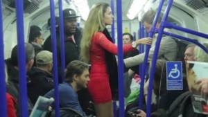 Mersin Adana treninde genç kadına taciz şoku