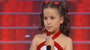 Fındık kurdu Berna Karagözoğlu büyüyüp genç kız oldu