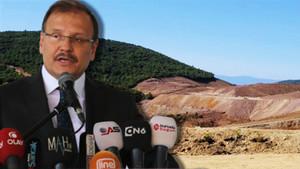 AKP'li vekil: Kaz Dağlarında yeni kaos ortamı hazırlanıyor