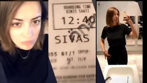 İrem Sak tuvaletteki dans videosuyla sosyal medyayı salladı