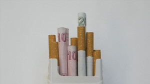 Sigaradan alınan asgari maktu vergiler yüzde 34.7 artırıldı