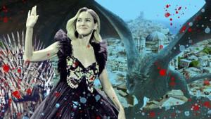 Game of Thrones'un devam dizisinin ilk görüntüleri internete sızdı