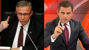 Mansur Yavaş'tan Fatih Portakal'ın eleştirisine cevap geldi