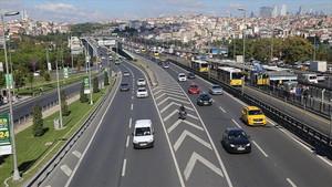 Ekonomik kriz trafiğe çözüm oldu!