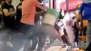 Van'daki kayyum protestolarında polisten orantısız şiddet