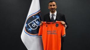 Mehmet Topal ,Medipol Başakşehir ile sözleşme imzaladı