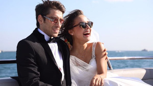Oyuncu çift Bora Akkaş ile Seda Türkmen boşanıyor