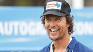 Matthew McConaughey profesör oluyor
