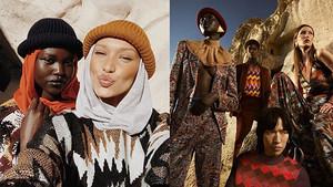 Bella Hadid'in Kapadokya paylaşımları kendisi kadar güzel!