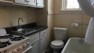 Satılık evlerin banyolarında görenleri dumura uğratan tasarım ucubeleri