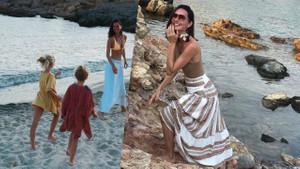 Yasemin Özilhan'ın kızlarıyla fotoğrafına beğeni yağmuru!